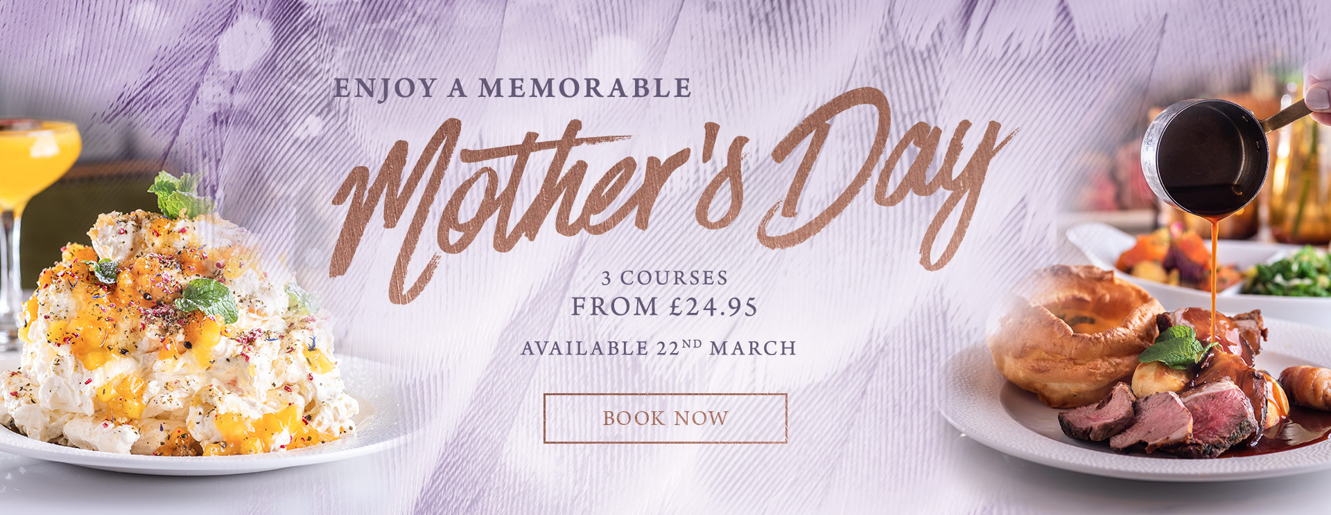 Mother's Day 2019 at The Swan